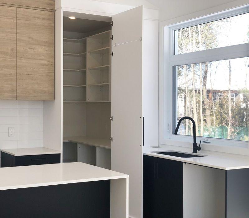 design intérieur, Habitations Jutras