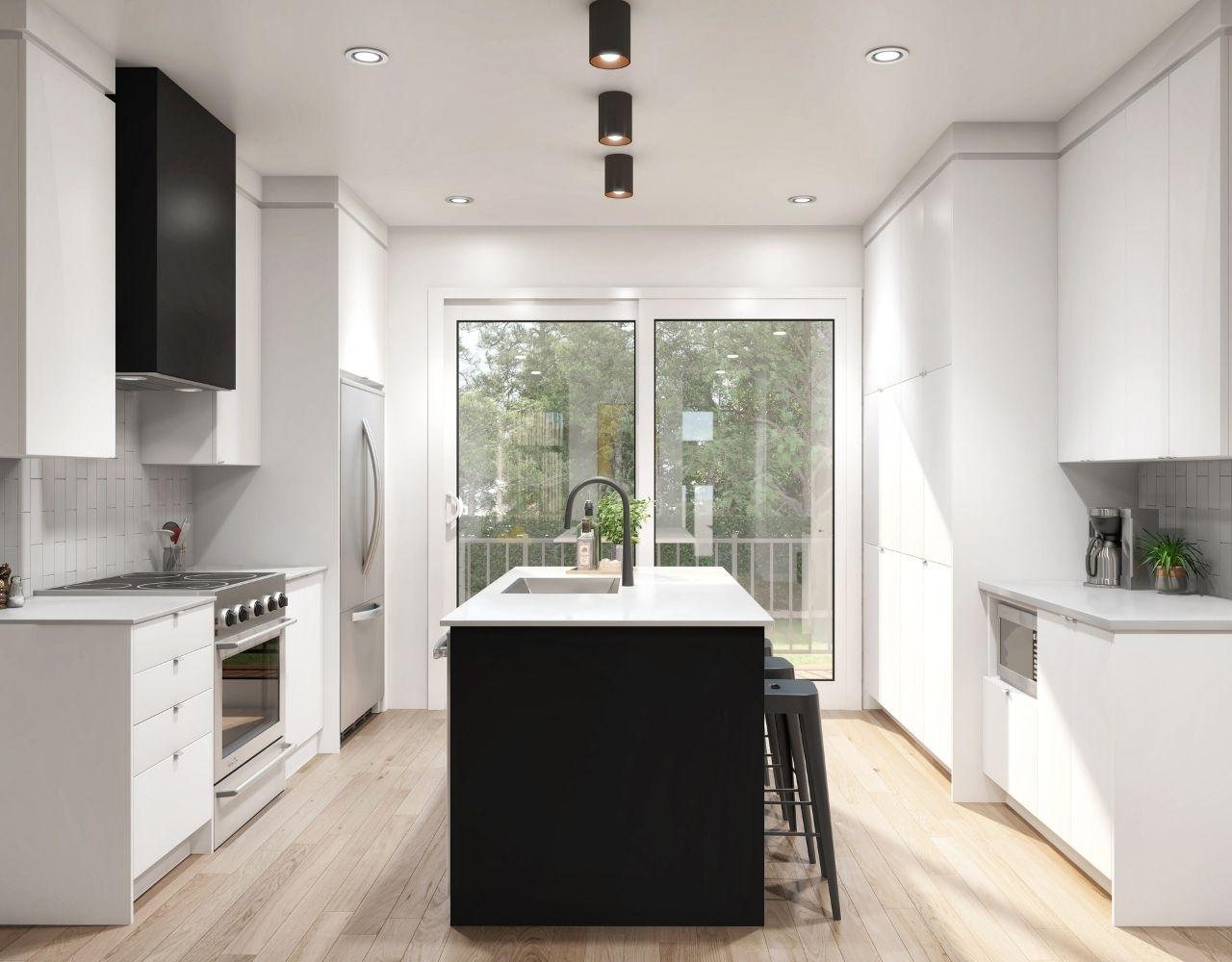 Cuisine, Habitations Jutras