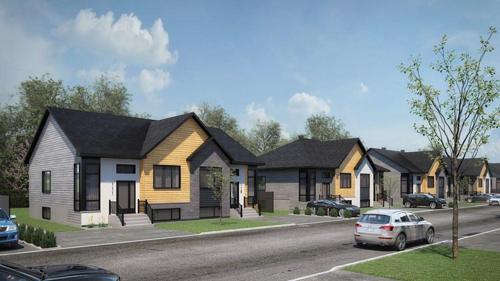 Maisons neuves à vendre, Habitations Jutras