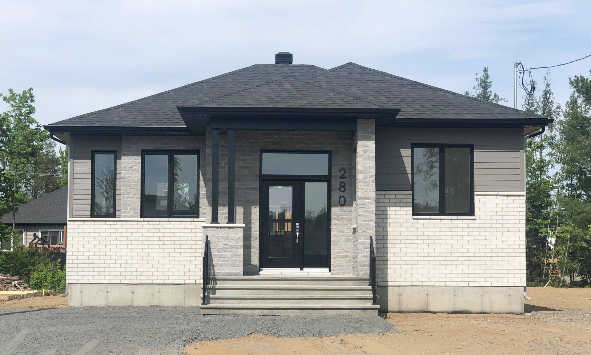 bungalow à vendre, Habitations Jutras