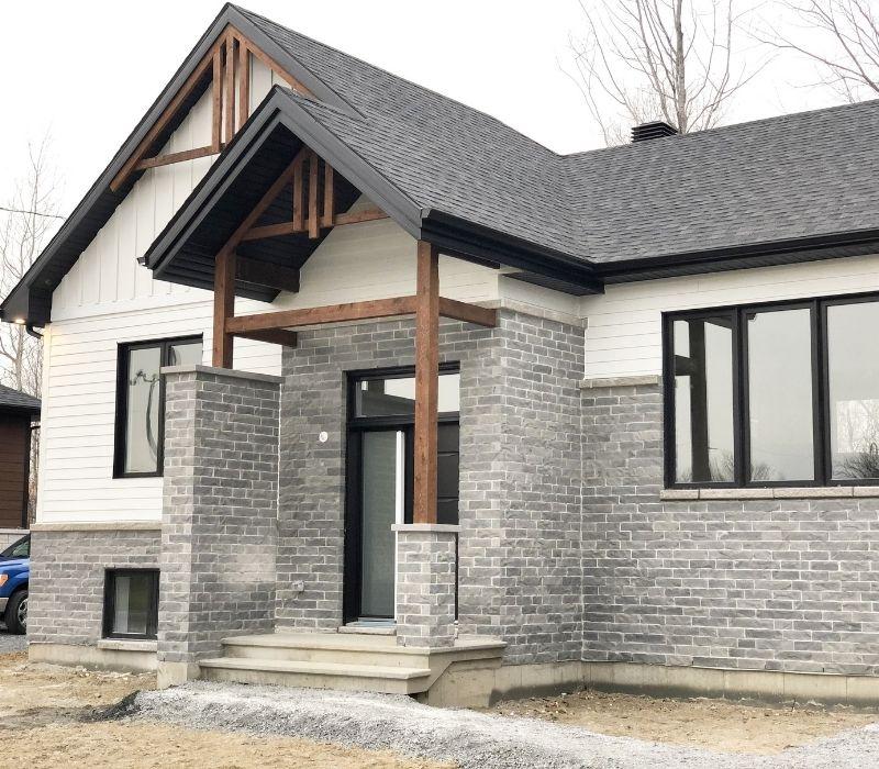 style de maison, Habitations Jutras