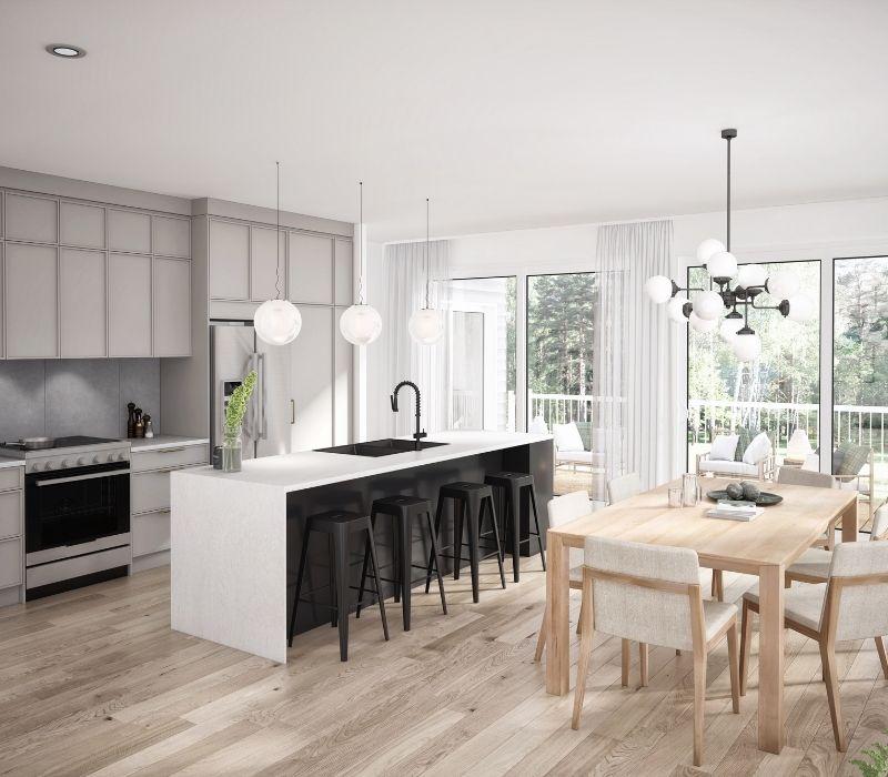 Maison neuve à vendre, Habitations Jutras