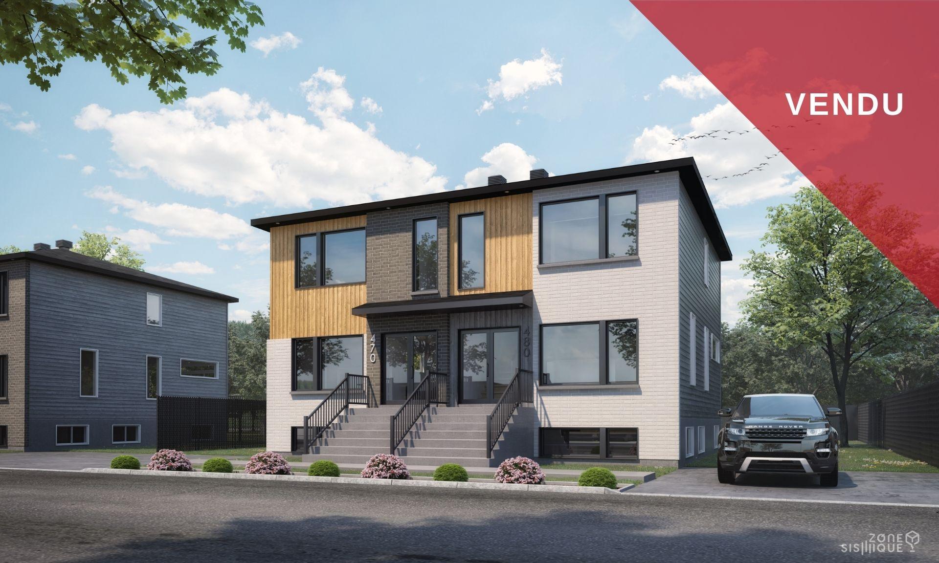 Terrain à vendre, Habitations Jutras