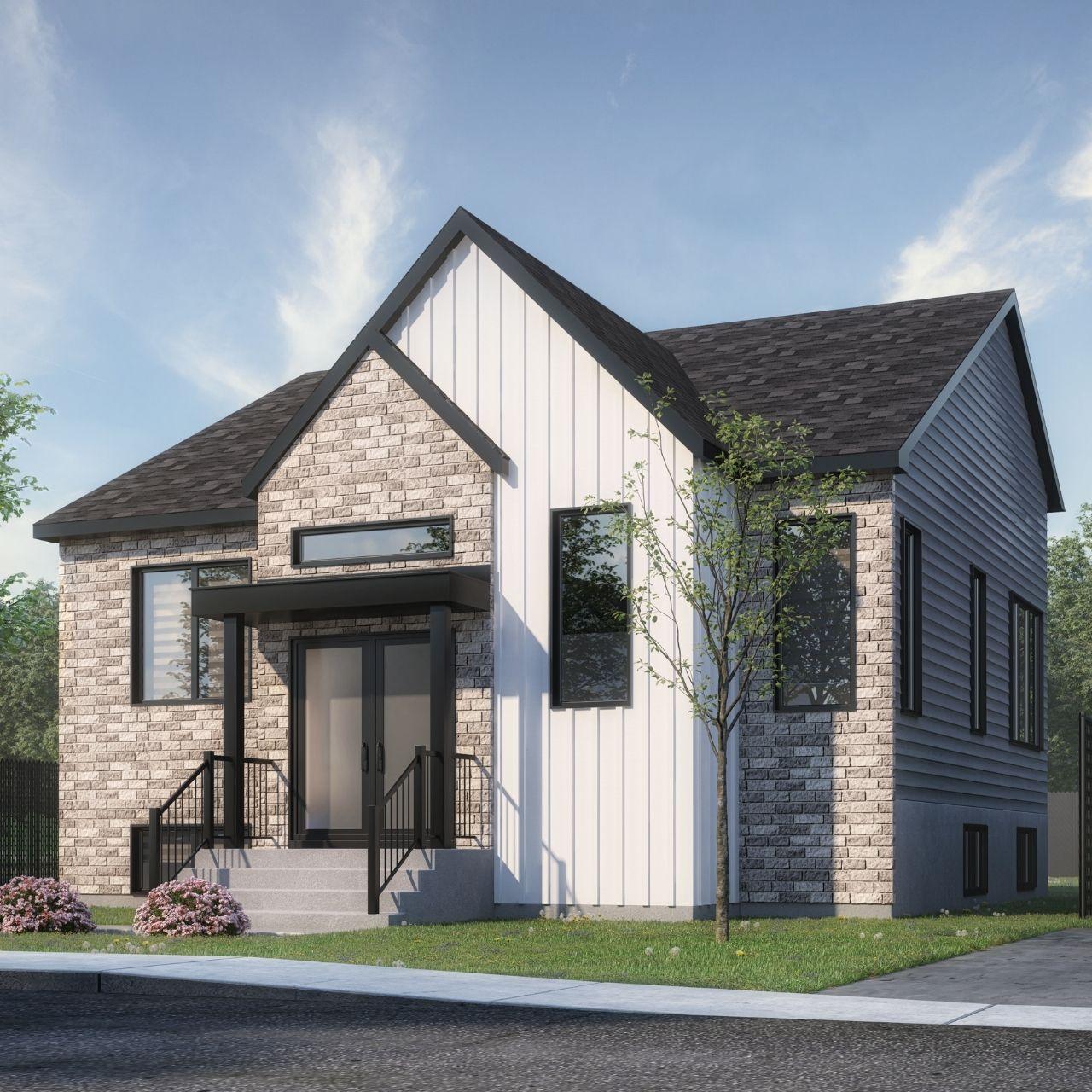 Maison à vendre à Drummondville, Habitations Jutras